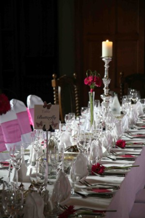 Weddings at Dalston Hall - image from Rachel Notman